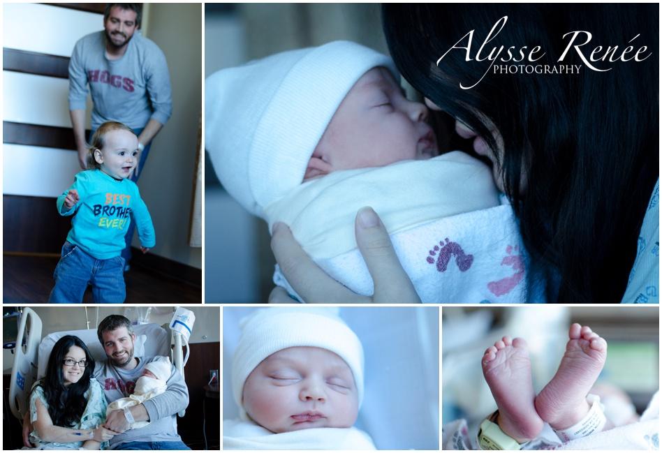 NewbornHospitalPhotographer75035