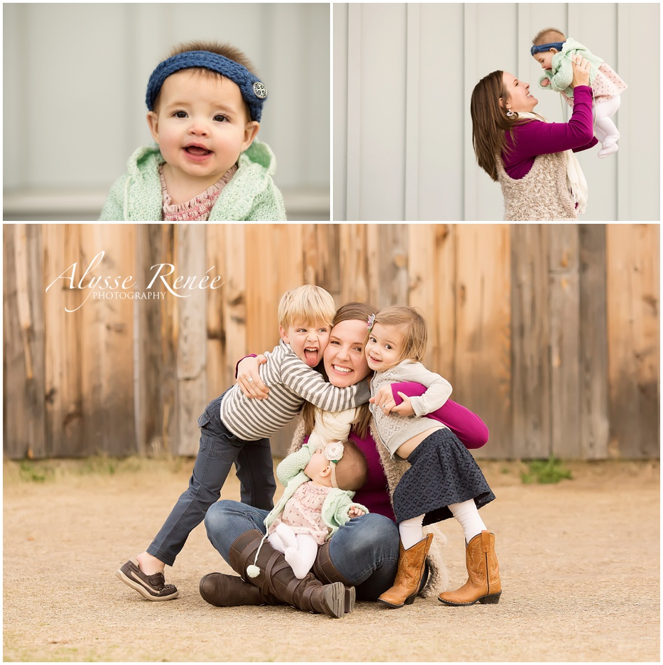 Baby Milestones Photographer- Frisco, TX