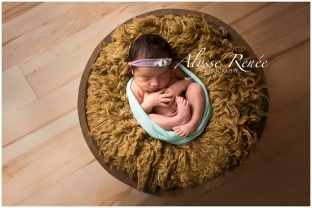 Newborn Photographer in Highland Village, TX