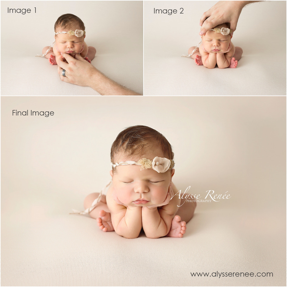How To Do Froggy Newborn Photography Pose-THE SAFE WAY
